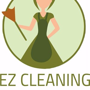 EZ-Cleaning Services Logo