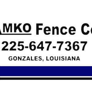 Amko Fence Kenner LLC Logo