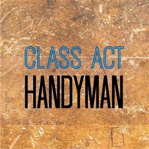 Class Act Handyman Logo