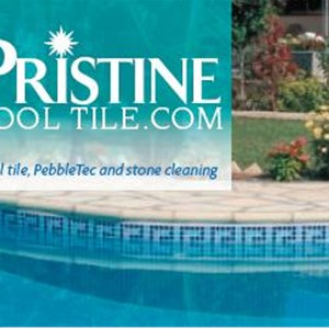 Pristine Pool Tile Cover Photo