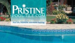 Pristine Pool Tile Logo