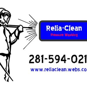 Relia Clean Pressure Washing Cover Photo