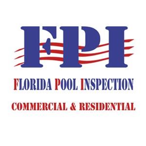 FPI  Florida Pool Service Logo