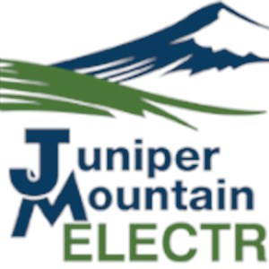 Juniper Mountain Electric Logo