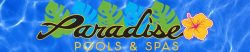 Paradise Pools And Spas Corporation Logo