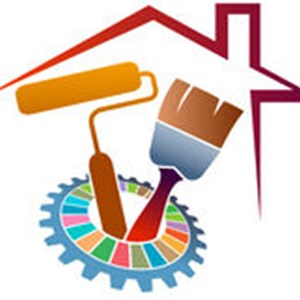 Rental Cleaning & Painting Services Logo