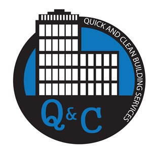 Quick and Clean Building Services Logo