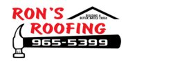 Rons Roofing Logo