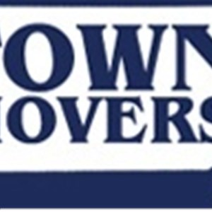 D Town Movers Logo