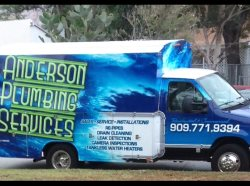 Anderson Plumbing Services Logo