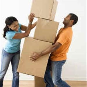 J & R Moving & Delivery, LLC Logo