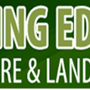 Cutting Edge Lawn Care & Landscape Service Logo