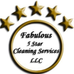 Fabulous Five Star Cleaning Services LLC Logo