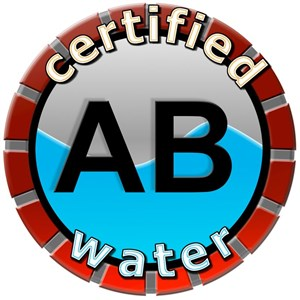 A B Certified Water Treatment Cover Photo