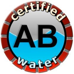 AB Certified Water Treatment Logo