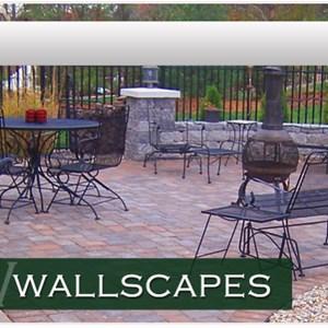 Buerck Wallscapes Inc Logo