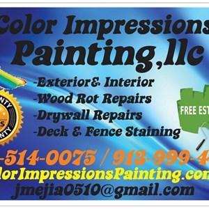 Color Impressions Painting Cover Photo