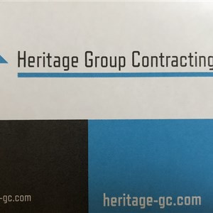 Heritage Group Contracting Logo