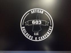 603 Artisan Builders and Carpentry Logo