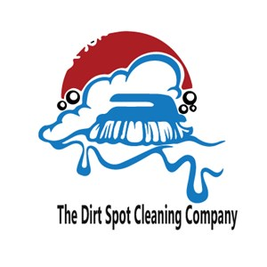The dirt spot cleaning company Logo