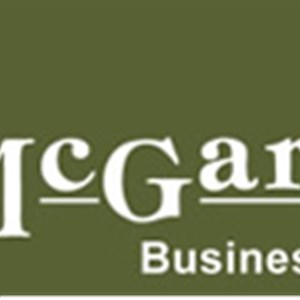 Mcgaritys Business Products Logo