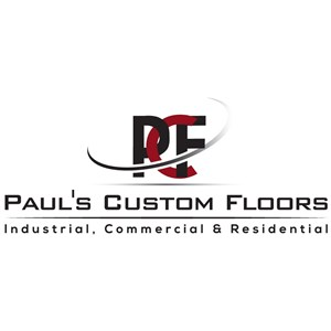 Pauls Custom Floors Logo