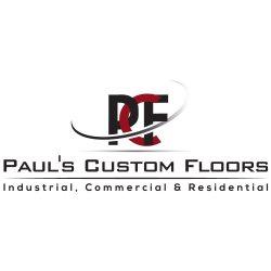 Pauls Custom Floors Logo