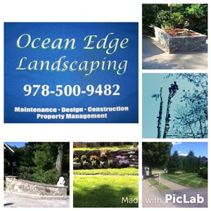 Ocean Edge Landscaping Logo
