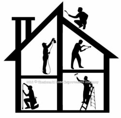 Cincinnati Home Improvement Company Logo