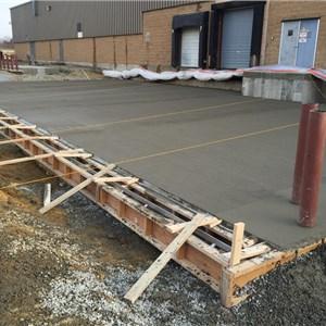 Walker Concrete Cover Photo