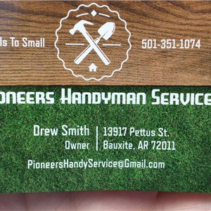Pioneers Handyman Service Cover Photo