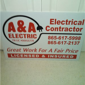 A&A  ElectricA Cover Photo