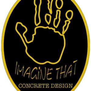 Imagine That Concrete Design Logo