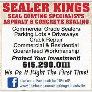 Sealer Kings OF Nashville Cover Photo