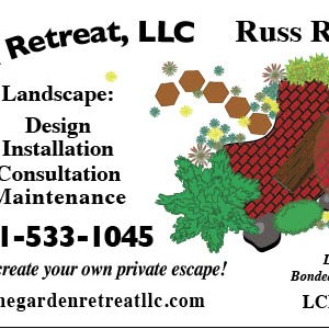 Garden Retreat Cover Photo