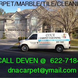 D & A Carpet Cleaning Logo