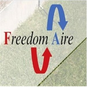 Freedom Aire Heating and air Conditioning llc Logo