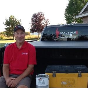 Handy Dan Handyman, LLC Logo