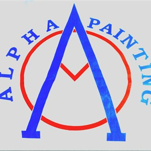 Alpha Painting & Home Remodeling Logo