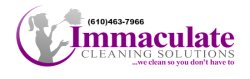 Immaculate Cleaning Solutions Logo