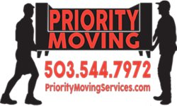 Priority Moving Logo