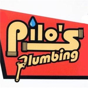 Pilos Plumbing Logo
