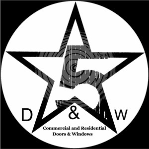 5 Star Doors And Windows Logo