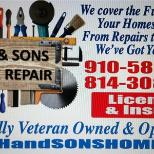 Leach and Sons Home Repair and Remodeling Cover Photo
