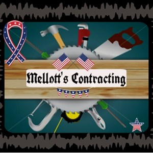 Mellotts Contracting Logo