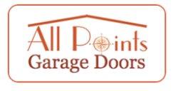 All Points Garage Doors Logo
