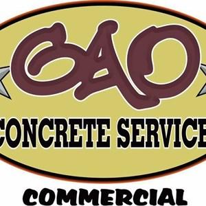 Gao Concrete Cover Photo