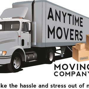 Anytime Movers Cover Photo
