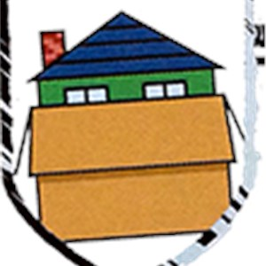 A Discount Moving Service Logo