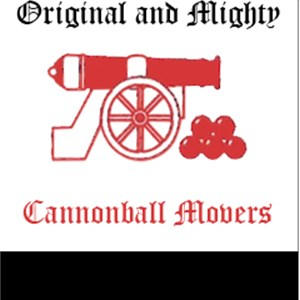 Cannonball Movers Logo